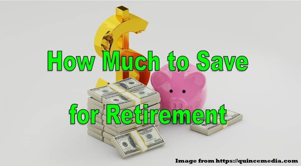 how much to save for retirement,how much do you really need to save for retirement ,what should you have saved for retirement,retirement savings